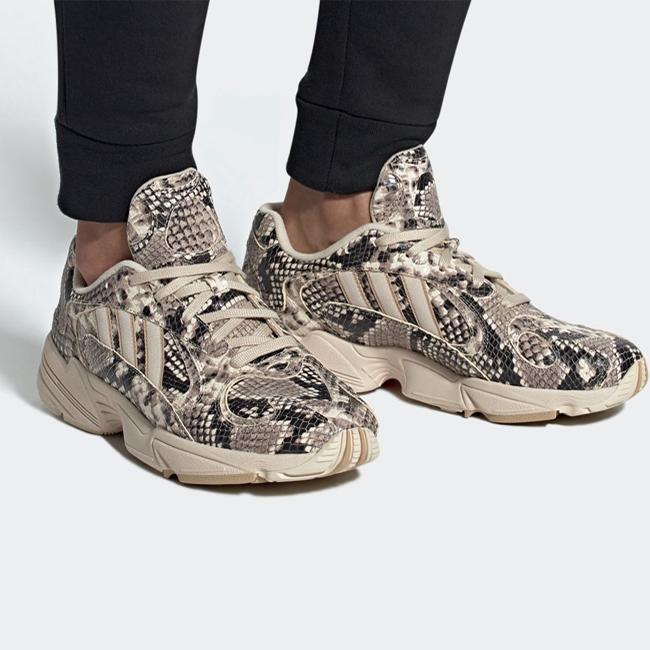 adidas yung 1 snakeskin