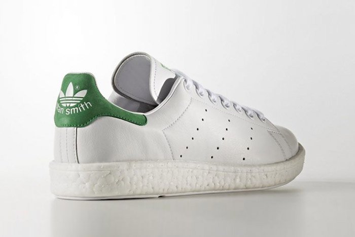 super cute 8c0f6 77431 Adidas Stan Smith Boost: good old Stan Smith in de mix met ...