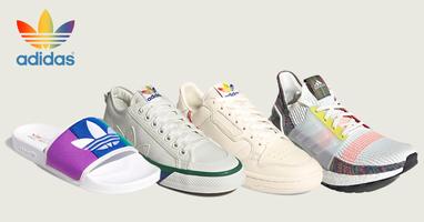 Adidas viert de LGBTQ community met de nieuwe 2019 Pride Pack!