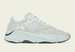 adidas Yeezy Boost 700. Nieuwe 'Salt' colorway. 23 februari.
