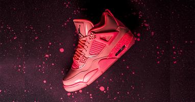 Basketball classic Air Jordan 4 komt in vette 'Hot Punch' colorway