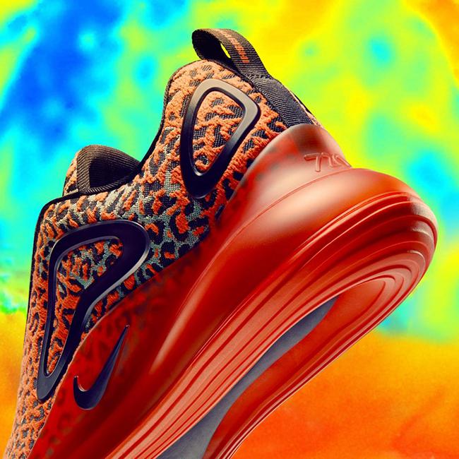 Nike Air Max 720 x maharishi