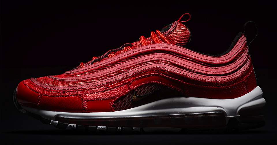 nike air max 97 cr7 red
