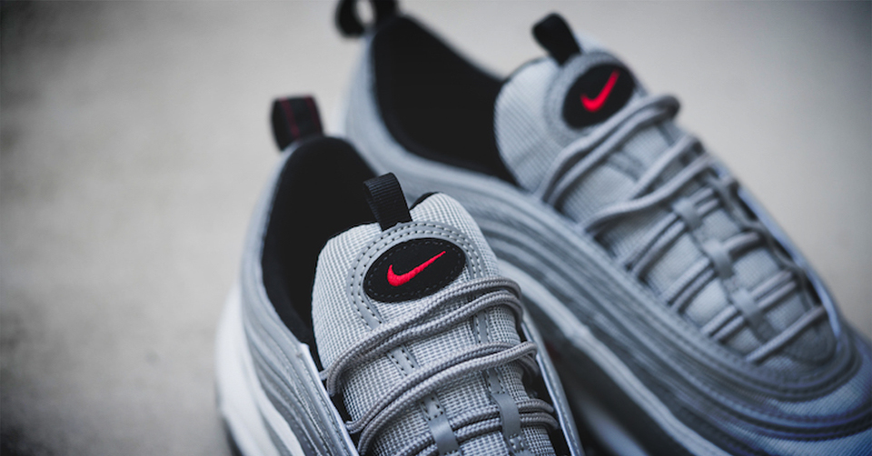 De legendarische Nike Air Max 97 'Silver Bullet' is weer te