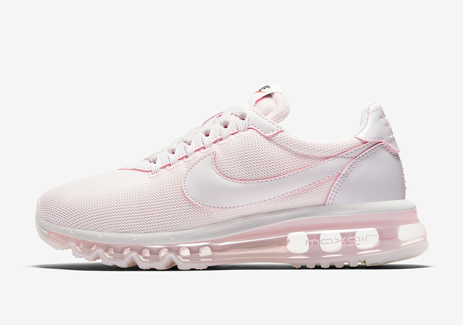 factory authentic 6eba4 6c75d ... switzerland pearl pink air max ld zero 744ad 90220