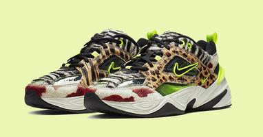 Eerste foto's van de nieuwe Nike M2K Tekno 'Animal'  staan online!