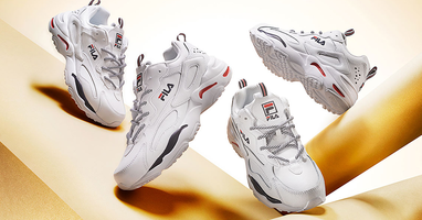 FILA dropt populaire Ray Tracer in nieuwe colorway