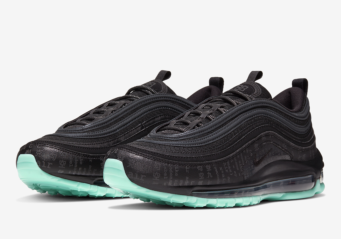 air max 97 green low