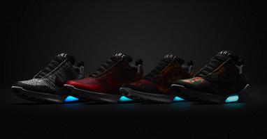 Hypermoderne sneaker Nike HyperAdapt 1.0 komt in vier nieuwe colorways