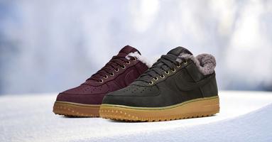 Klaar voor de wintermaanden met de Nike Air Force 1 Premium Winter