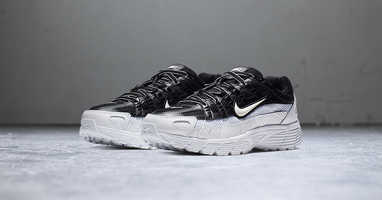 New retro 'dad-sneaker': de Nike P-6000 CNPT 'Black & White' !