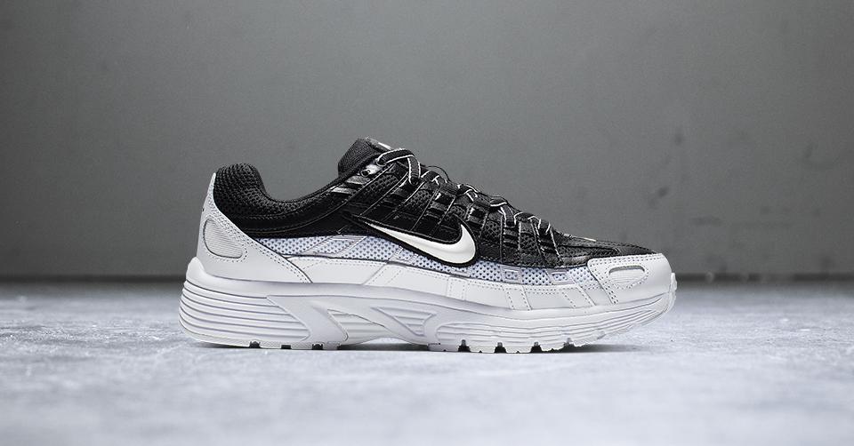 Nike P6000 black/white