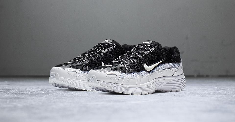 ee0bde89f9b New retro 'dad-sneaker': de Nike P-6000 CNPT 'Black & White ...