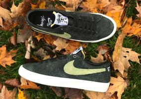 Nieuwe collab tussen Stüssy en Nike SB aangekondigd!