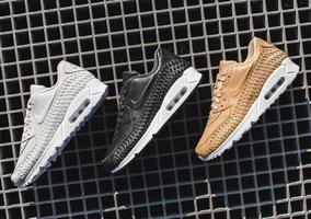 Nieuwe release: Nike Air Max 90 Woven