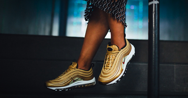 Nike dropt Air Max 97 en Air VaporMax 97 in Metallic Gold