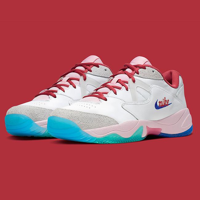 NikeCourt Lite 2 Pink Foam