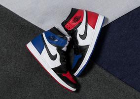 Nike lanceert Air Jordan 1 'Top Three': the best of the best