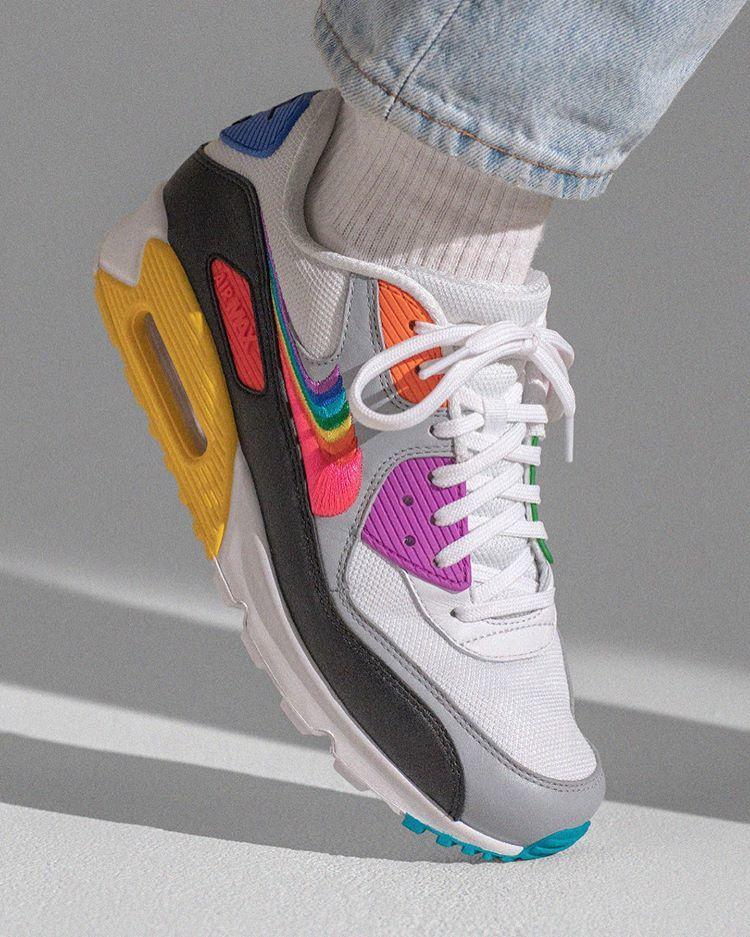 Ook Nike dropt speciale Pride Week Pack en eert LGBTQ+