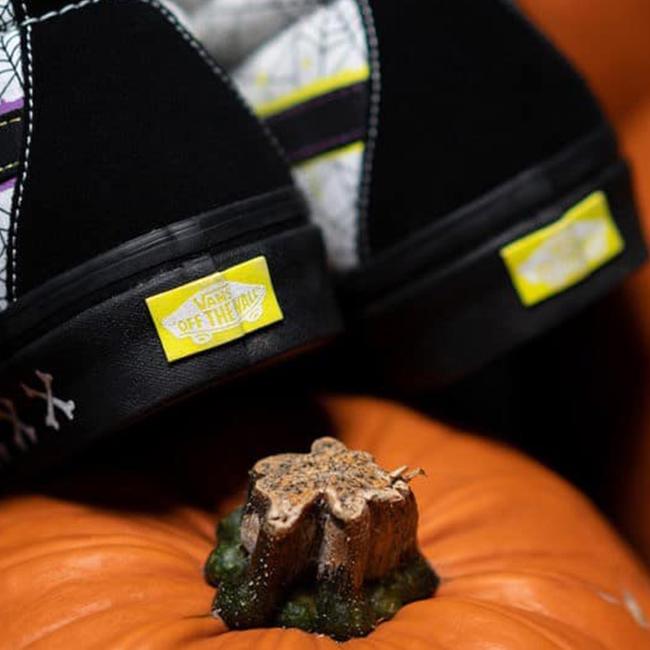 Vans Sk8-Hi Halloween