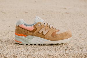 Packer Shoes X New Balance collab: release van de fraaie 999 'CML'