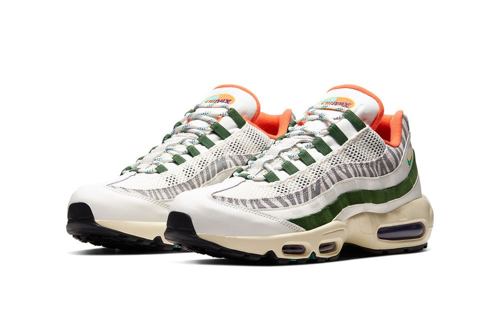 Release info Nike Air Max 95 Era 'Green Safari