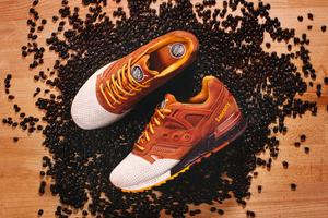 Saucony presenteert herfstige 'Pumpkin Spice' Grid SD