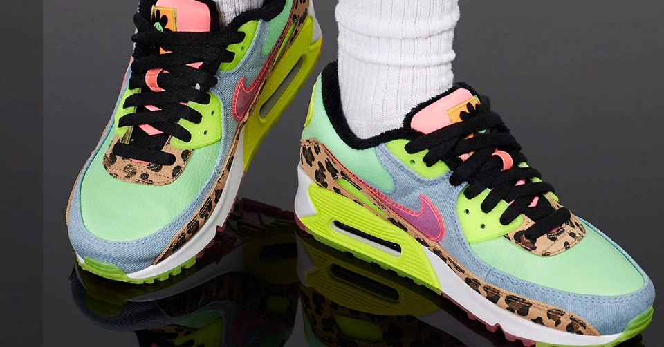Nike Air Max 90 LX Illusion Green