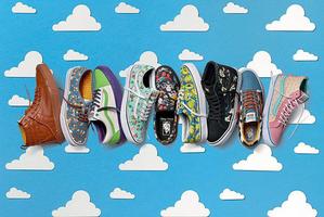 Vans en Disney komen met 'Toy Story' sneaker collectie