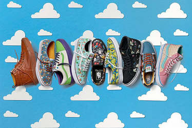 3602c4d24be48a Vans en Disney komen met  Toy Story  sneaker collectie - theSneaker.nl