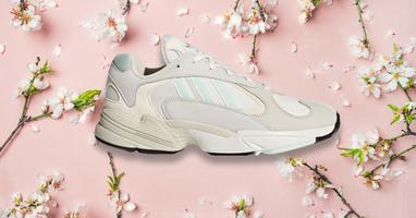 Vier de lente met de nieuwe chunky adidas Yung 1 'Mint'