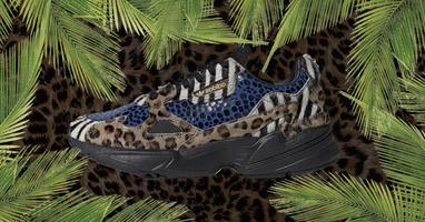 WMNS Only: Check de Adidas Falcon 'Animal' met verschillende dierenprints!
