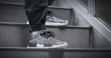 Wow! Adidas komt met hele coole NMD R1 Primeknit Zebra Pack!