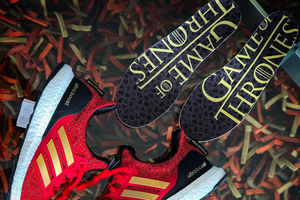 Wow. Coming soon: de Game of Thrones x adidas Pack!