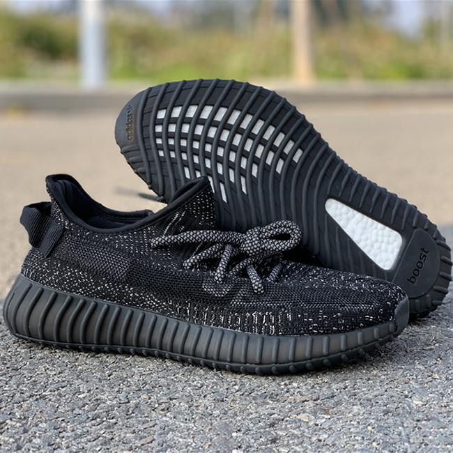 Yeezy Boost 350 V2 static blackka