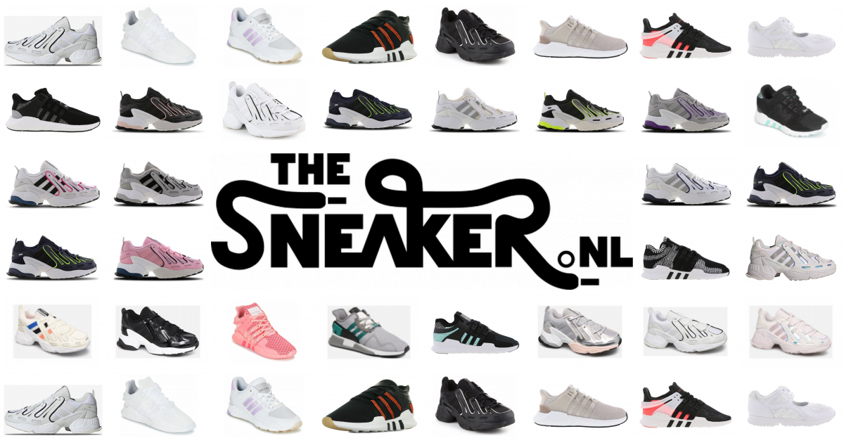 Adidas Equipment EQT theSneaker.nl