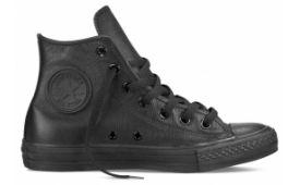 Converse All Star kindersneaker zwart