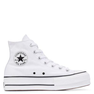 Converse Chuck Taylor herensneaker zwart en wit