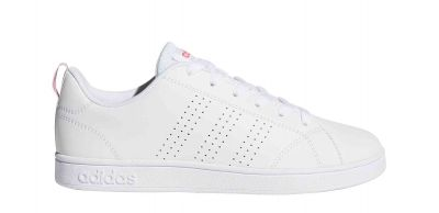 Adidas Advantage kindersneaker wit