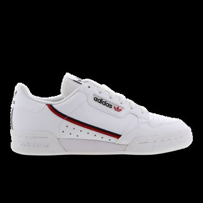 Adidas Continental 80 sneaker wit