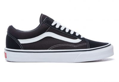 Vans Old Skool herensneaker zwart en wit