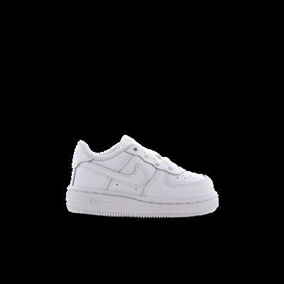 Nike Air Force 1 kindersneaker wit