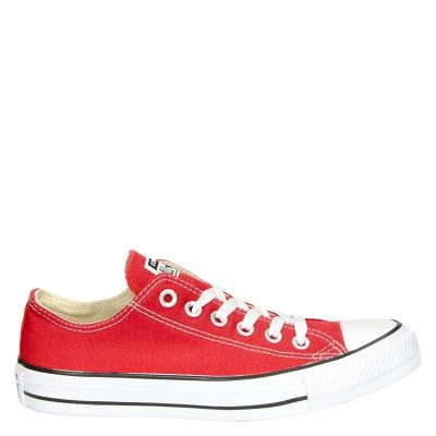 Converse All Star herensneaker rood