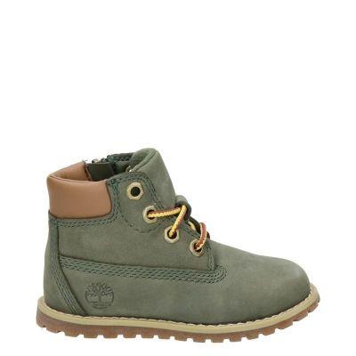 Timberland kindersneaker groen