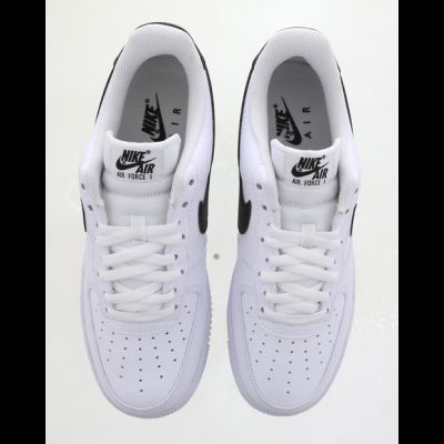 Nike Air Force 1 herensneaker wit