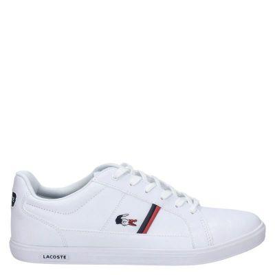 Lacoste herensneaker wit