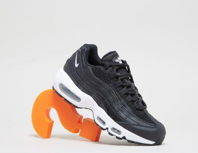 Nike Air Max 95 damessneaker zwart en wit