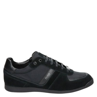 Hugo Boss herensneaker zwart