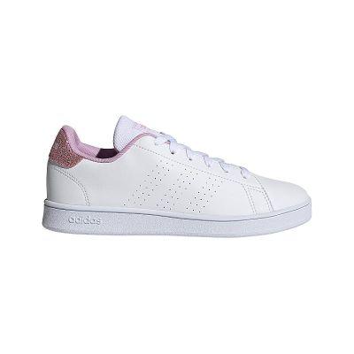 Adidas Advantage kindersneaker wit