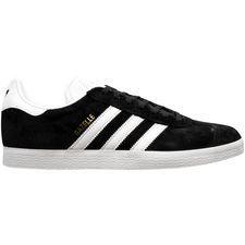 Adidas Gazelle herensneaker zwart, goud en wit